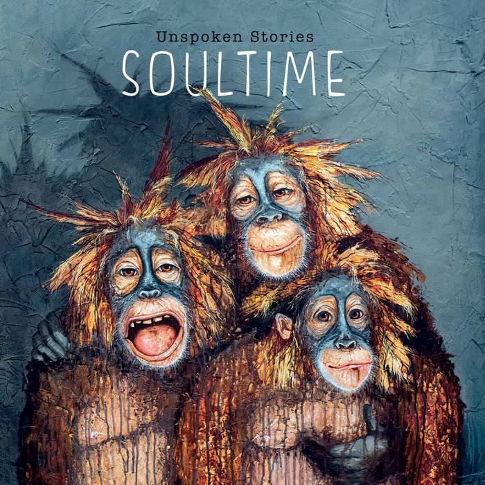SOULTIME - Unspoken Stories cover