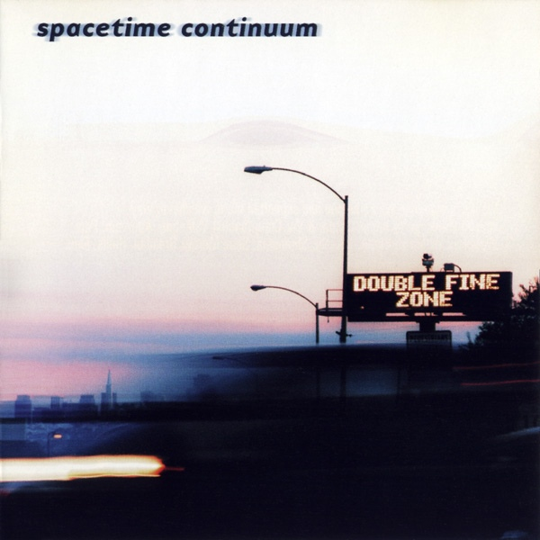 SPACETIME CONTINUUM - Double Fine Zone cover