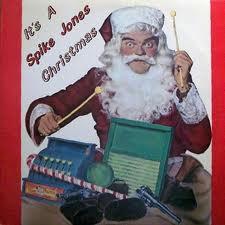 SPIKE JONES - It's A Spike Jones Christmas cover