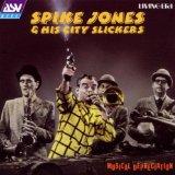 SPIKE JONES - Musical Depreciation cover