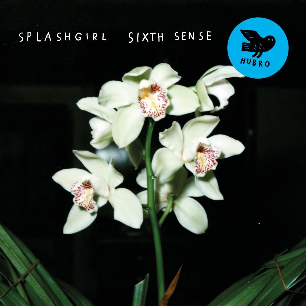 SPLASHGIRL - Sixth Sense cover