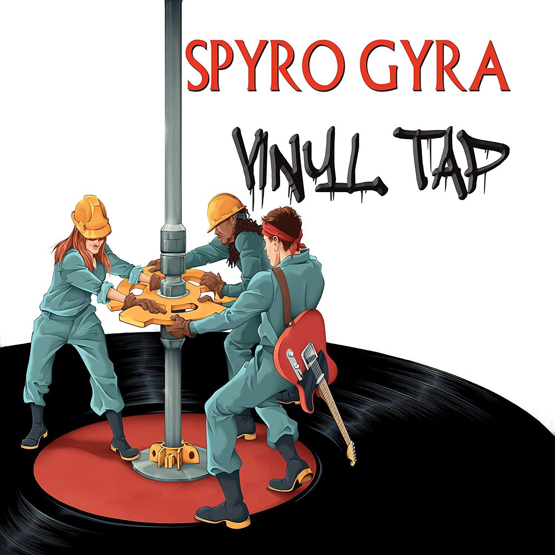SPYRO GYRA - Vinyl Tap cover