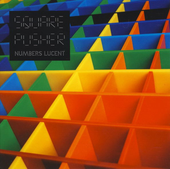 SQUAREPUSHER - Numbers Lucent cover