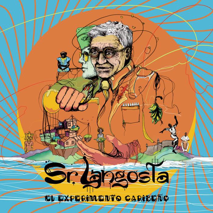 SR. LANGOSTA - El Experimento Caribeño cover
