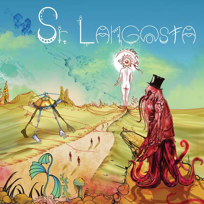 SR. LANGOSTA - Sr. Langosta cover