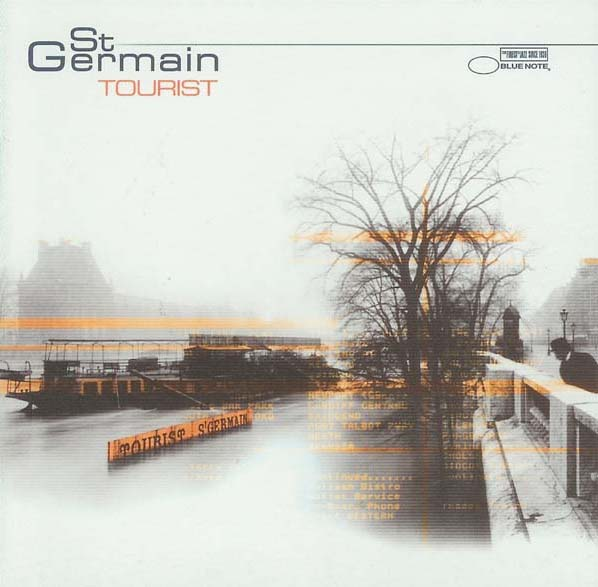 ST. GERMAIN - Tourist cover