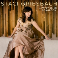 STACI GRIESBACH - My Patsy Cline Songbook cover