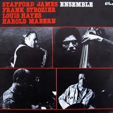 STAFFORD JAMES - Stafford James Ensemble cover