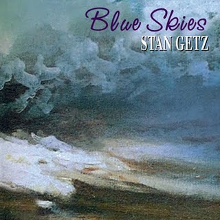 STAN GETZ - Blue Skies cover