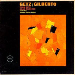 STAN GETZ - Getz/Gilberto cover