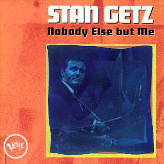 STAN GETZ - Nobody Else But Me cover