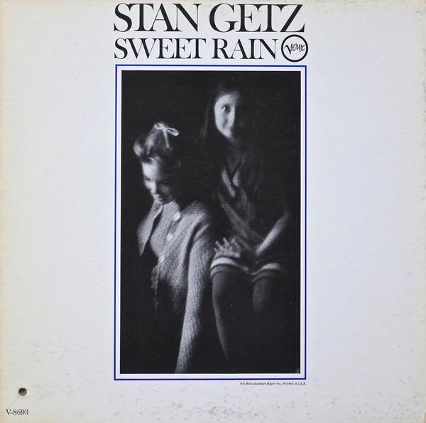 STAN GETZ - Sweet Rain cover