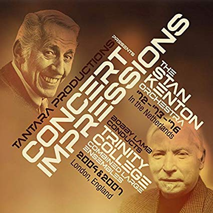 STAN KENTON LEGACY ORCHESTRA - Concert Impressions cover