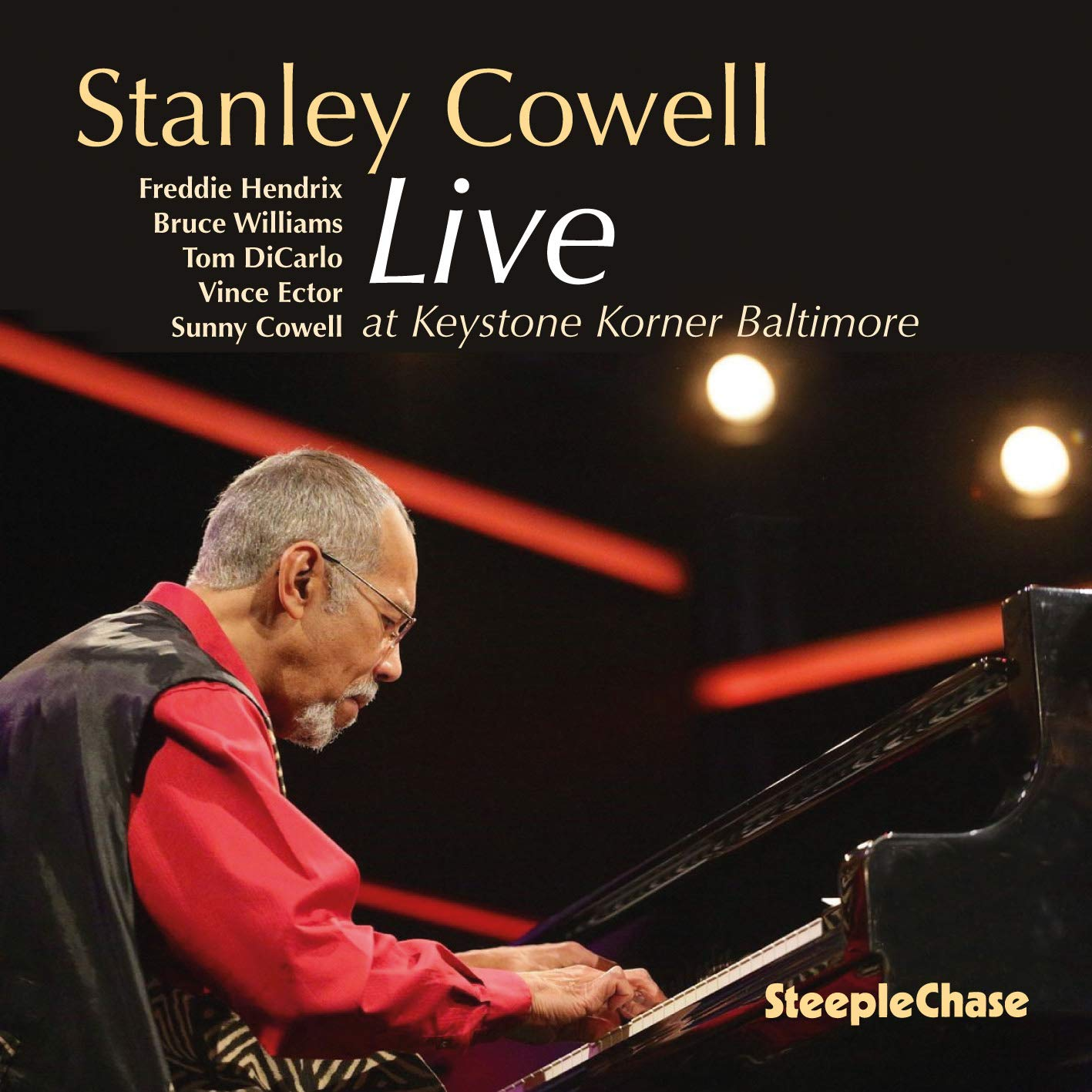 STANLEY COWELL - Live at Keystone Korner Baltimore cover