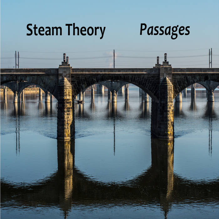 STEAM THEORY - Passages cover