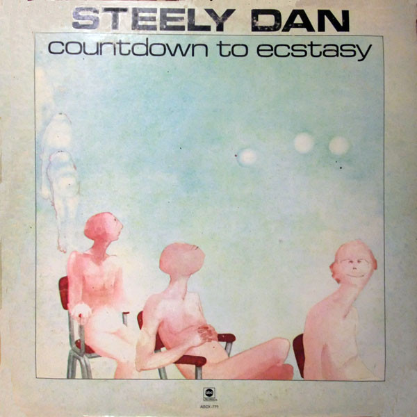 STEELY DAN - Countdown to Ecstasy cover