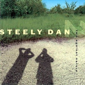 STEELY DAN - Two Against Nature cover