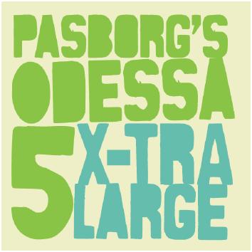 STEFAN PASBORG - Passborg's Odessa  5 : X-Tra Large cover