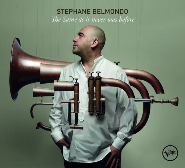 STÉPHANE BELMONDO - The Same As It Never Was Before cover