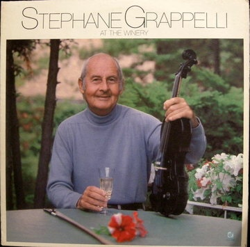 STÉPHANE GRAPPELLI - At The Winery cover