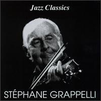 STÉPHANE GRAPPELLI - Jazz Classics: Stephane Grappelli cover