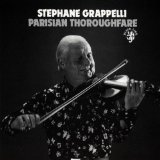 STÉPHANE GRAPPELLI - Parisian Thoroughfare cover