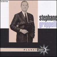 STÉPHANE GRAPPELLI - Planet Jazz: Stéphane Grappelli cover