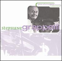 STÉPHANE GRAPPELLI - Priceless Jazz cover
