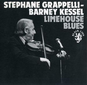 STÉPHANE GRAPPELLI - Stéphane Grappelli - Barney Kessel : Limehouse Blues cover