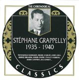 STÉPHANE GRAPPELLI - The Chronological Classics: Stéphane Grappelli 1935-1940 cover