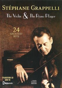 STÉPHANE GRAPPELLI - The Violin & The Piano Player cover