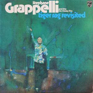STÉPHANE GRAPPELLI - Tiger Rag Revisited cover