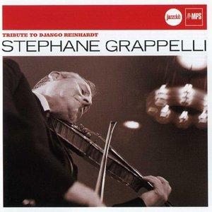 STÉPHANE GRAPPELLI - Tribute to Django Reinhardt cover