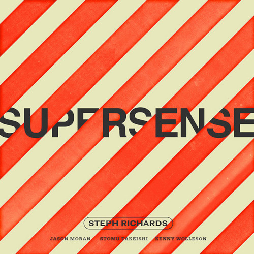 STEPHANIE RICHARDS - Supersense cover