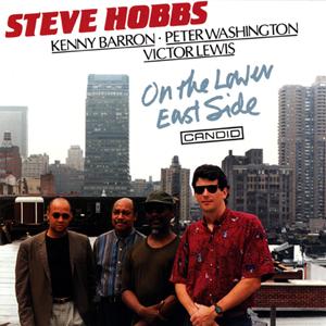 STEVE HOBBS - On the Lower East Side cover