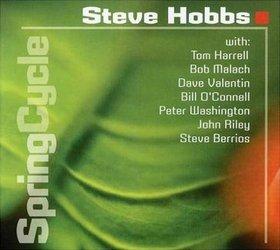 STEVE HOBBS - Spring Cycle cover