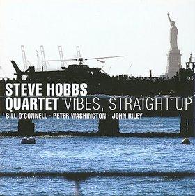 STEVE HOBBS - Vibes, Straight Up cover