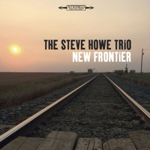STEVE HOWE TRIO - New Frontier cover