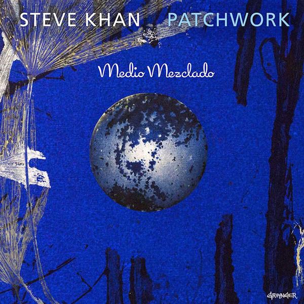 STEVE KHAN - Patchwork cover