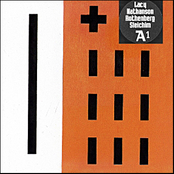 STEVE LACY - Antonyms One : Established Mode Of Speech cover