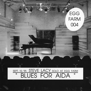 STEVE LACY - Blues For Aida cover
