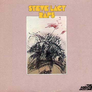 STEVE LACY - Raps cover