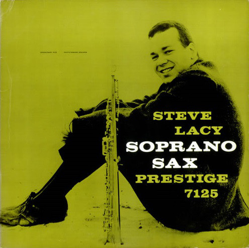 STEVE LACY - Soprano Sax cover