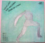 STEVE LACY - Steve Lacy / Mal Waldron : Herbe De L'oubli cover