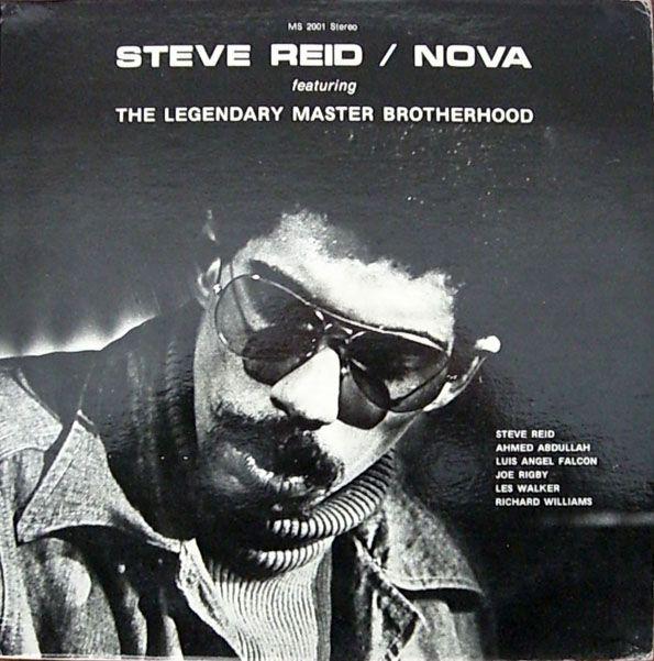 STEVE REID (DRUMS) - Nova (Featuring Legendary Master Brotherhood) cover