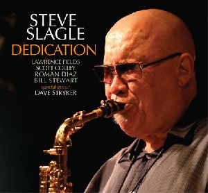STEVE SLAGLE - Dedication cover