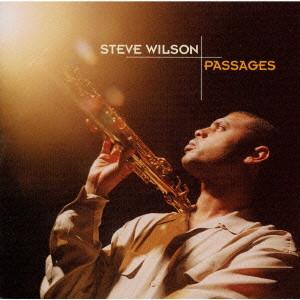 STEVE WILSON - Passage cover