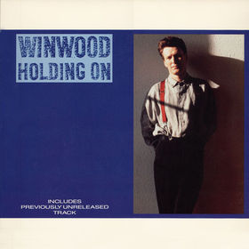 STEVE WINWOOD - Holding On cover