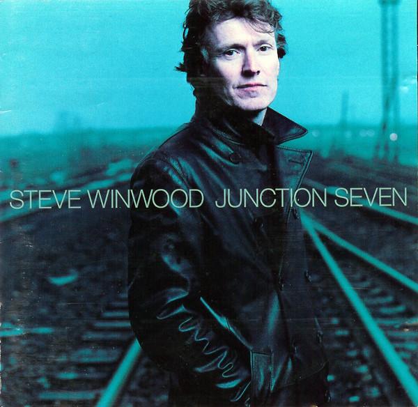 STEVE WINWOOD - Junction Seven cover