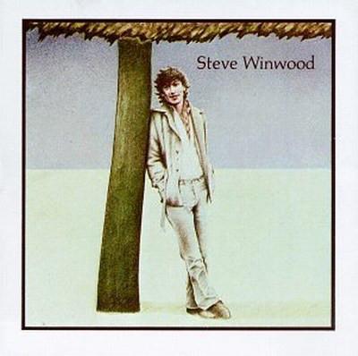 STEVE WINWOOD - Stevie Winwood cover